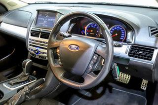 2013 Ford Falcon FG MkII XR6 Grey 6 Speed Sports Automatic Sedan