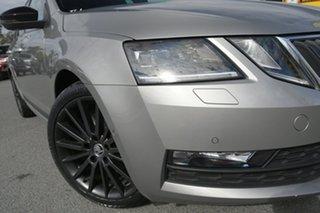 2018 Skoda Octavia NE MY18.5 Sport Sedan DSG 110TSI Cappuccino Beige 7 Speed.