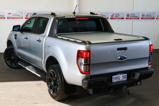 2019 Ford Ranger PX MkIII MY19.75 Wildtrak 2.0 (4x4) Silver 10 Speed Automatic Double Cab Pick Up