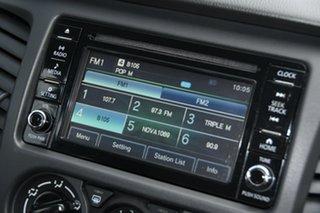 2018 Mitsubishi Triton MQ MY18 GLX Double Cab White Solid 5 Speed Sports Automatic Utility