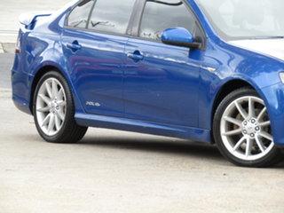 2013 Ford Falcon FG MkII XR6 Alaska Blue 6 Speed Sports Automatic Sedan.