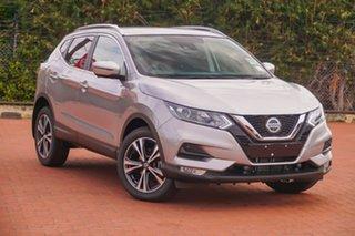 2020 Nissan Qashqai J11 Series 3 MY20 ST-L X-tronic Silver 1 Speed Constant Variable Wagon.