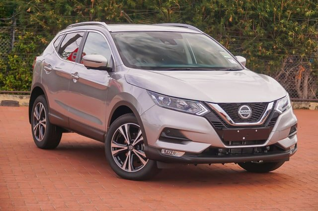 Used Nissan Qashqai J11 Series 3 MY20 ST-L X-tronic Gosnells, 2020 Nissan Qashqai J11 Series 3 MY20 ST-L X-tronic Silver 1 Speed Constant Variable Wagon