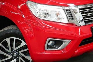 2016 Nissan Navara D23 ST-X Red 7 Speed Sports Automatic Utility.