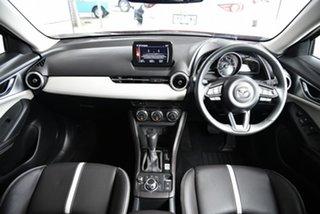 2019 Mazda CX-3 DK2W7A Akari SKYACTIV-Drive FWD LE Red 6 Speed Sports Automatic Wagon.