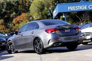 2019 Mercedes-Benz A-Class V177 800MY A200 DCT Grey 7 Speed Sports Automatic Dual Clutch Sedan.
