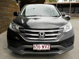 2013 Honda CR-V RM MY14 VTi Black 6 Speed Manual Wagon