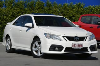 2012 Toyota Aurion GSV50R Sportivo ZR6 White 6 Speed Sports Automatic Sedan.