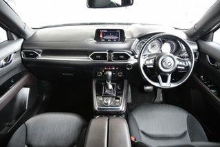 2018 Mazda CX-8 KG4W2A Sport SKYACTIV-Drive i-ACTIV AWD Black 6 Speed Sports Automatic Wagon.