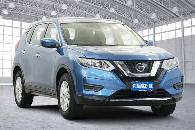 Used Nissan X-Trail T32 Series II ST X-tronic 2WD Victoria Park, 2018 Nissan X-Trail T32 Series II ST X-tronic 2WD Blue 7 Speed Constant Variable Wagon