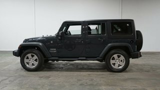 2018 Jeep Wrangler JK MY18 Unlimited Sport Grey 5 Speed Automatic Softtop