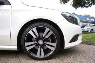 2015 Mercedes-Benz A-Class W176 806MY A200 D-CT White 7 Speed Sports Automatic Dual Clutch Hatchback