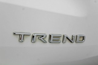 2018 Ford Everest UA MY18 Trend (RWD) White 6 Speed Automatic SUV