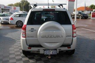 2012 Suzuki Grand Vitara JB MY09 Sport Silver 5 Speed Manual Wagon.