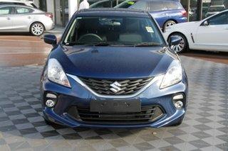 2021 Suzuki Baleno EW Series II GL Star Blue 4 Speed Automatic Hatchback.