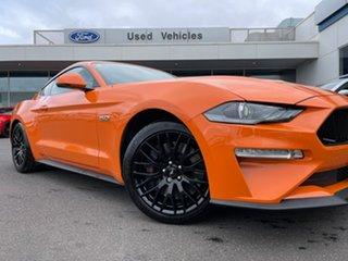 2020 Ford Mustang FN 2020MY GT Orange 6 Speed Manual Fastback.