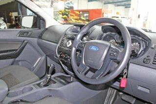 2014 Ford Ranger PX XL 2.2 Hi-Rider (4x2) White 6 Speed Automatic Crew Cab Pickup
