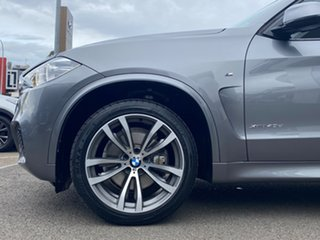 2015 BMW X5 F15 MY15 xDrive 40D Space Grey 8 Speed Automatic Wagon.