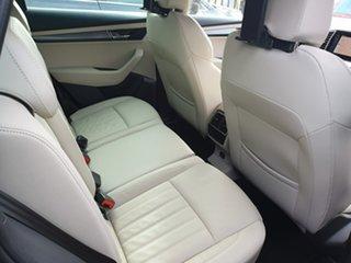 2019 Skoda Karoq NU MY19 110TSI DSG FWD Black 7 Speed Sports Automatic Dual Clutch Wagon