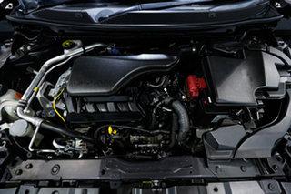 2015 Nissan Qashqai J11 ST Purple/Black Continuous Variable Wagon