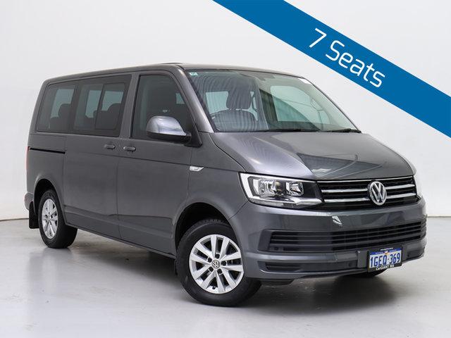 Used Volkswagen Multivan T6 MY16 Comfortline TDI340, 2016 Volkswagen Multivan T6 MY16 Comfortline TDI340 Grey 7 Speed Auto Direct Shift Wagon