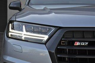 2017 Audi SQ7 4M MY17 TDI Tiptronic Silver 8 Speed Sports Automatic Wagon.
