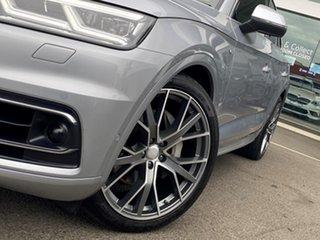 2018 Audi Q5 FY MY18 3.0 TDI Quattro Sport Floret Silver Tiptronic Wagon.