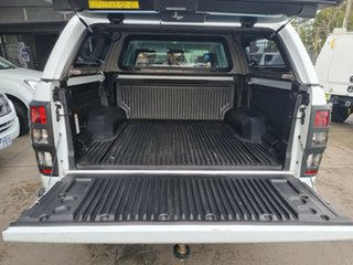 2017 Ford Ranger PX MkII MY17 Update XLT 3.2 (4x4) White 6 Speed Automatic Dual Cab Utility