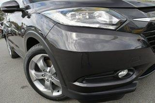 2017 Honda HR-V MY17 VTi-S Ruse Black 1 Speed Constant Variable Hatchback.