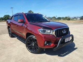 2019 LDV T60 SK8C Trailrider Red 6 Speed Sports Automatic Utility.