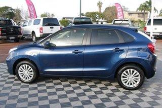 2021 Suzuki Baleno EW Series II GL Star Blue 4 Speed Automatic Hatchback