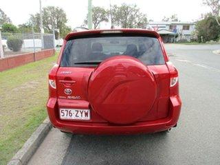 2006 Toyota RAV4 ACA33R Cruiser Red 5 Speed Manual Wagon