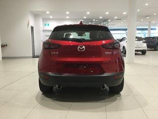 2021 Mazda CX-3 DK2W7A Akari SKYACTIV-Drive FWD LE Soul Red 6 Speed Sports Automatic Wagon