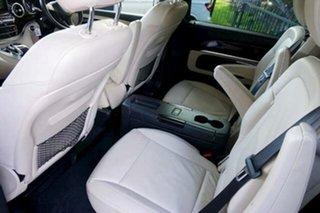 2016 Mercedes-Benz V-Class 447 V250 D AVANTGARDE Brown Semi Auto Wagon