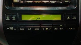 2004 Toyota Landcruiser Prado GRJ120R Grande Silver 4 Speed Automatic Wagon