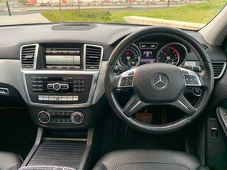 2015 Mercedes-Benz M-Class W166 MY805 ML250 BlueTEC 7G-Tronic + Black 7 Speed Sports Automatic Wagon