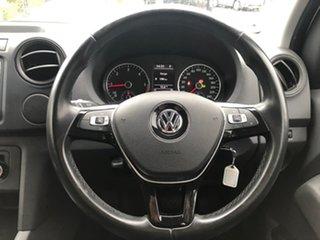 2015 Volkswagen Amarok 2H MY16 TDI420 4MOTION Perm Core Plus Silver 8 Speed Automatic Utility