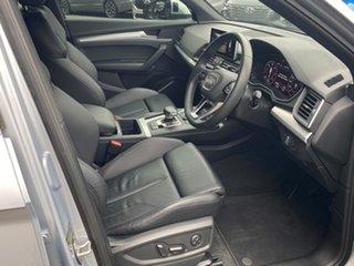 2018 Audi Q5 FY MY18 3.0 TDI Quattro Sport Floret Silver Tiptronic Wagon