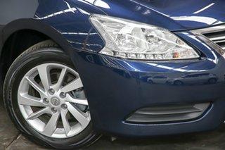 2016 Nissan Pulsar B17 Series 2 ST Deep Sapphire 1 Speed Constant Variable Sedan.