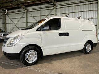 2011 Hyundai iLOAD TQ-V MY11 White 5 Speed Sports Automatic Van.