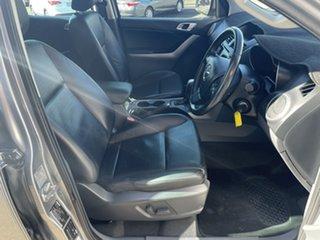 2017 Mazda BT-50 UR0YG1 GT Silver 6 Speed Sports Automatic Utility