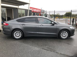 2015 Ford Mondeo MD Ambiente TDCi Grey 6 Speed Automatic Hatchback.