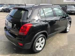2018 Holden Trax TJ MY18 LS Black 6 Speed Automatic Wagon