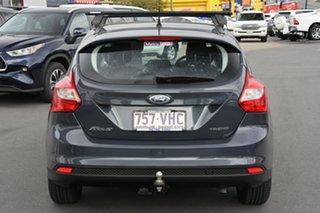2014 Ford Focus LW MkII Trend PwrShift Grey 6 Speed Sports Automatic Dual Clutch Hatchback