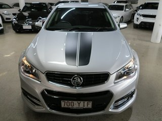 2013 Holden Commodore VF MY14 SS V Silver 6 Speed Sports Automatic Sedan.