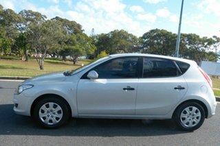 2011 Hyundai i30 FD MY11 SX Silver 5 Speed Manual Hatchback