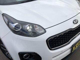 2017 Kia Sportage QL MY17 SLi AWD White 6 Speed Sports Automatic Wagon