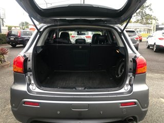 2011 Mitsubishi ASX XA MY11 Aspire Grey 6 Speed Manual Wagon