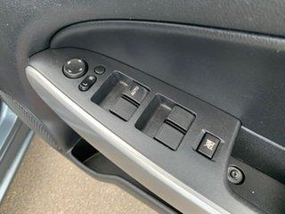 2011 Mazda 2 DE Series 1 Neo Grey Automatic Hatchback