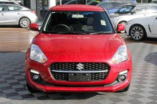 2021 Suzuki Swift AZ Series II GL Navigator Burn Red 1 Speed Constant Variable Hatchback.